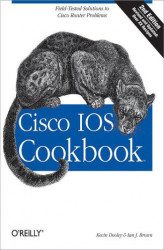 Okładka: Cisco IOS Cookbook