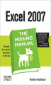 Okładka książki: Excel 2007: The Missing Manual