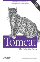 Okładka książki: Tomcat: The Definitive Guide. The Definitive Guide
