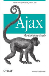 Okładka książki: Ajax: The Definitive Guide