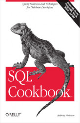 Okładka: SQL Cookbook