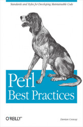 Okładka: Perl Best Practices