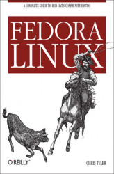 Okładka: Fedora Linux. A Complete Guide to Red Hat's Community Distribution