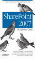 Okładka książki: SharePoint 2007: The Definitive Guide - James Pyles, Christopher M. Buechler, Bob Fox