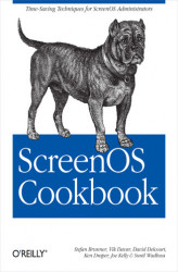 Okładka: ScreenOS Cookbook