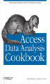 Okładka książki: Access Data Analysis Cookbook