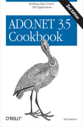 Okładka: ADO.NET 3.5 Cookbook