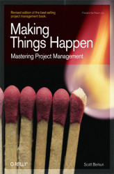 Okładka: Making Things Happen. Mastering Project Management
