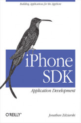 Okładka: iPhone SDK Application Development. Building Applications for the AppStore