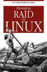 Okładka: Managing RAID on Linux