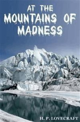Okładka książki: At the Mountains of Madness