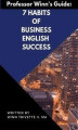Okładka książki: 7 Habits of Business English Success