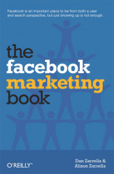 Okładka książki: The Facebook Marketing Book