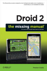 Okładka książki: Droid 2: The Missing Manual
