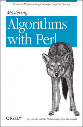 Okładka: Mastering Algorithms with Perl