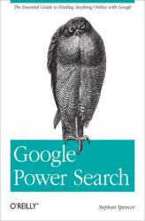 Okładka książki: Google Power Search