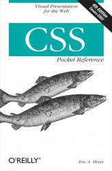 Okładka: CSS Pocket Reference