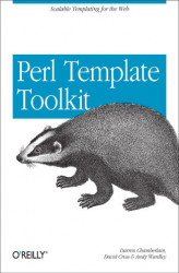 Okładka: Perl Template Toolkit