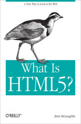 Okładka: What Is HTML5?