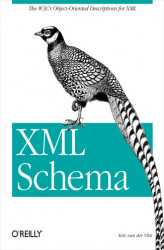 Okładka: XML Schema. The W3C's Object-Oriented Descriptions for XML