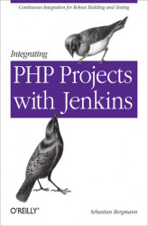 Okładka książki: Integrating PHP Projects with Jenkins