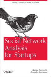 Okładka: Social Network Analysis for Startups. Finding connections on the social web