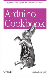 Okładka: Arduino Cookbook