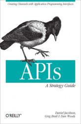 Okładka: APIs: A Strategy Guide
