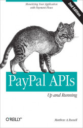 Okładka książki: PayPal APIs: Up and Running