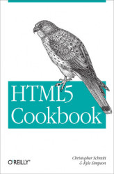 Okładka: HTML5 Cookbook