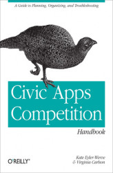 Okładka: Civic Apps Competition Handbook