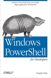 Okładka: Windows PowerShell for Developers