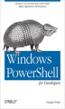 Okładka książki: Windows PowerShell for Developers - Douglas Finke
