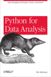 Okładka książki: Python for Data Analysis. Data Wrangling with Pandas, NumPy, and IPython