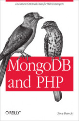 Okładka: MongoDB and PHP