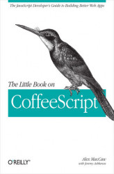 Okładka książki: The Little Book on CoffeeScript