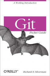 Okładka: Git Pocket Guide