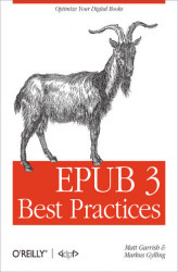 Okładka: EPUB 3 Best Practices