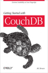 Okładka książki: Getting Started with CouchDB