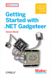 Okładka: Getting Started with .NET Gadgeteer