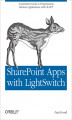 Okładka książki: SharePoint Apps with LightSwitch - Paul Ferrill