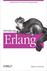 Okładka: Introducing Erlang. Getting Started in Functional Programming