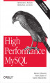 Okładka książki: High Performance MySQL. Optimization, Backups, and Replication