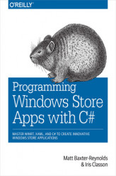 Okładka: Programming Windows Store Apps with C#