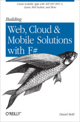 Okładka: Building Web, Cloud, and Mobile Solutions with F#