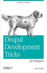 Okładka książki: Drupal Development Tricks for Designers