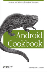 Okładka: Android Cookbook