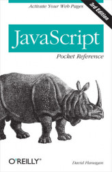 Okładka książki: JavaScript Pocket Reference