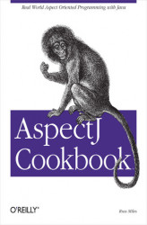 Okładka: AspectJ Cookbook