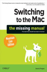 Okładka: Switching to the Mac: The Missing Manual, Mountain Lion Edition